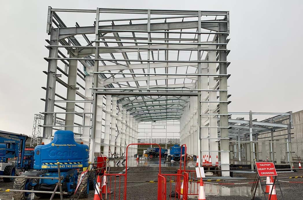 hinkley structural steel image 2