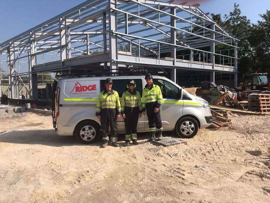Ridgesteel Site Team