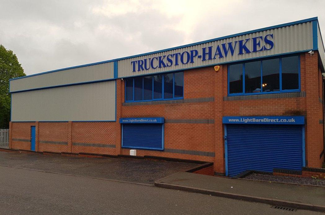Truckstop Hawkes Steel fabrication